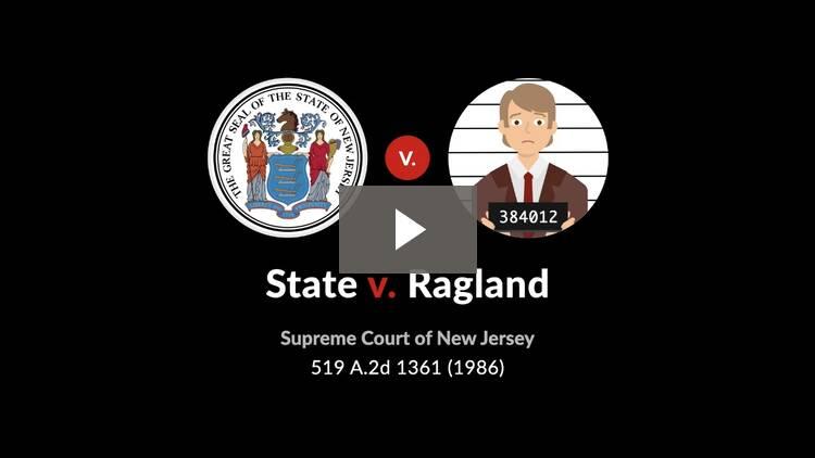 State v. Ragland