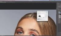 Thumbnail for Beauty Photo Shoot / Adding Stray Hairs
