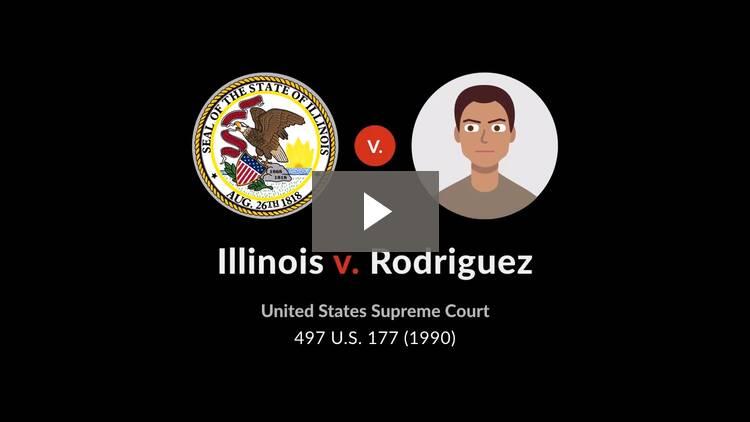 Illinois v. Rodriguez