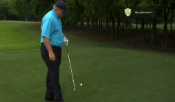 Alignment is Key to a Good Golf Game