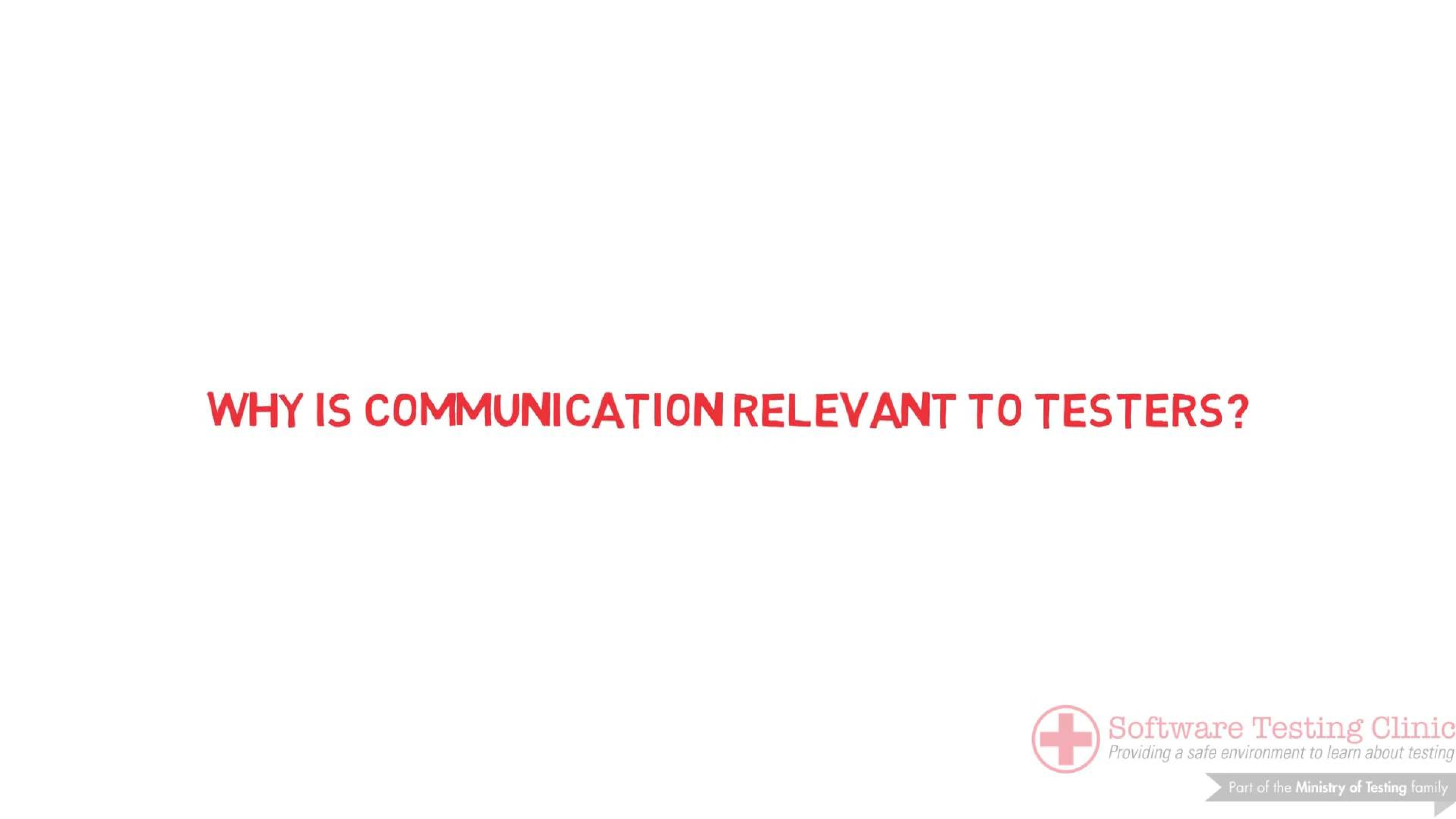 99 Second Introduction to Communication