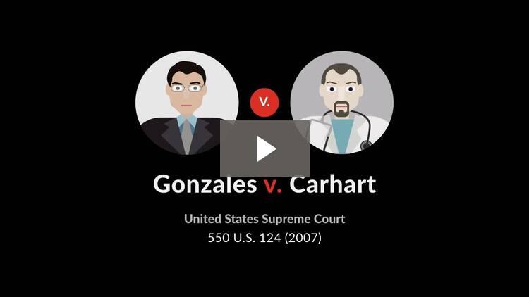 Gonzales v. Carhart