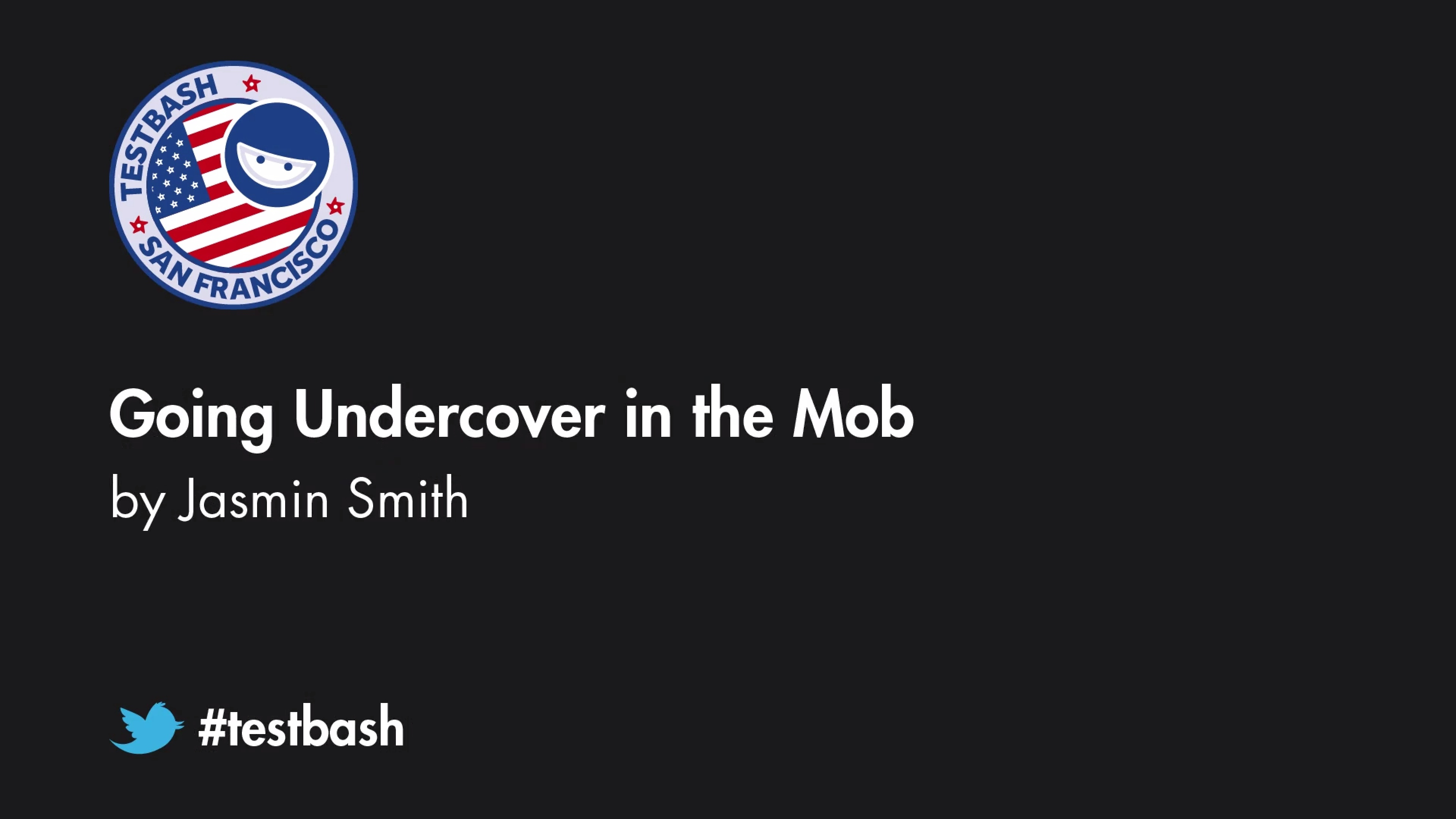 Going Undercover in the Mob - Jasmin Smith