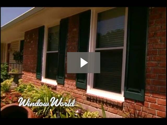 Baton Rouge Replacement Windows Vinyl Windows Windows