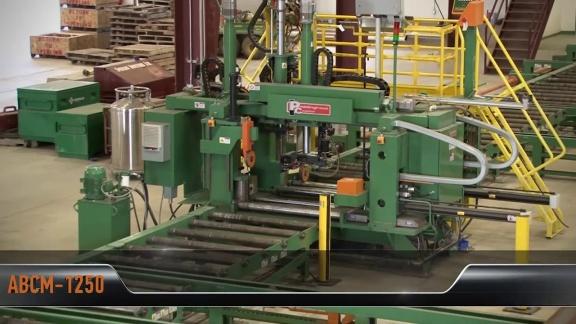 ABCM-1250 Machine Automatique de Grugeage