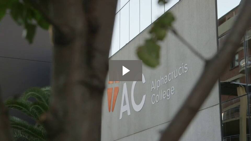 Find out how Alphacrucis College uses lecture capture to enhance learning for distance students.