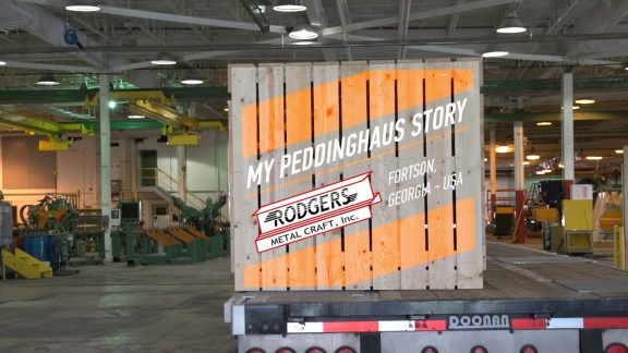 My Peddinghaus Story - Rodgers Metal Craft, Inc. - Fortson, GA - USA