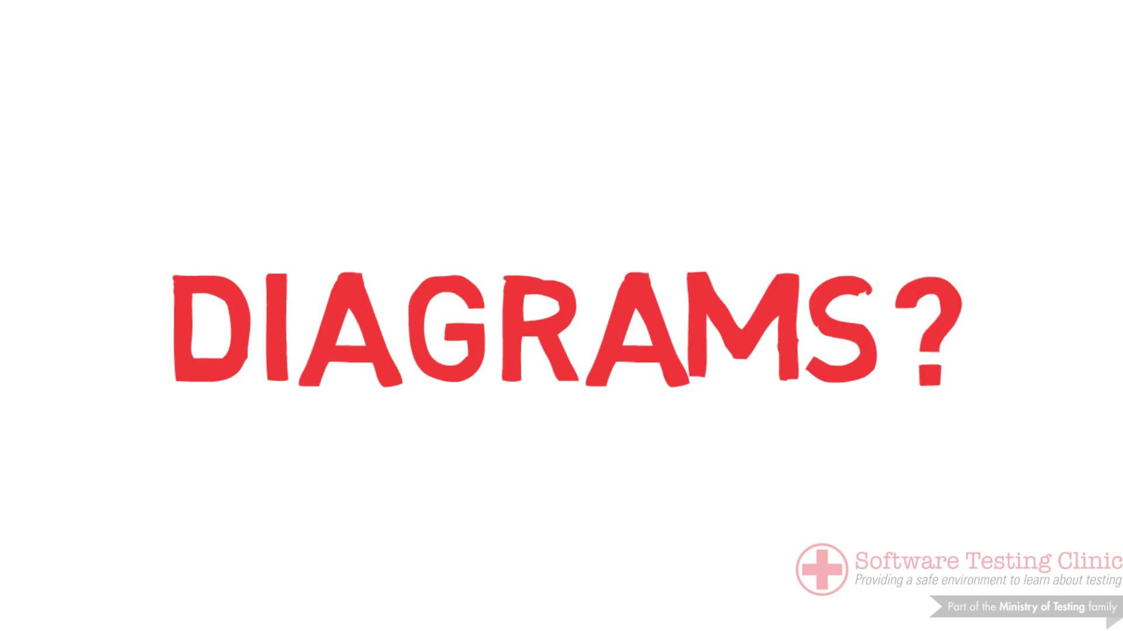 99 Second Introduction to Diagrams