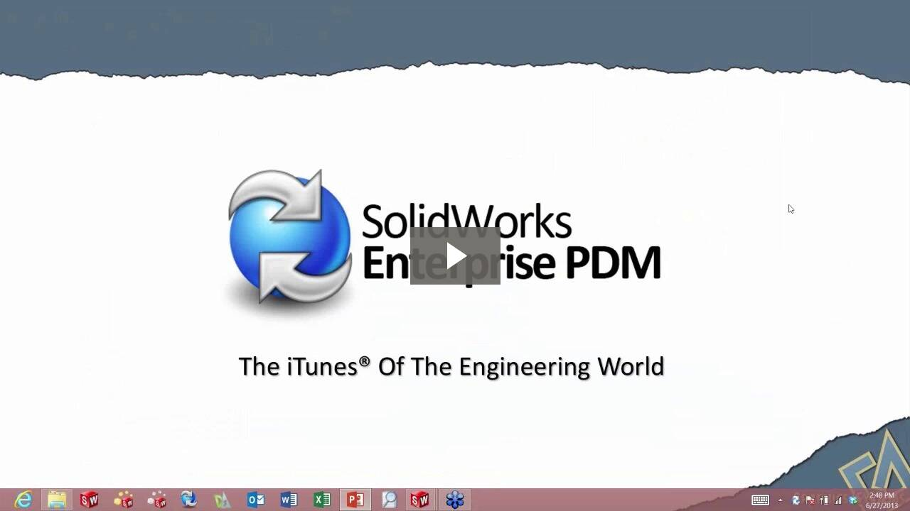 enterprise pdm