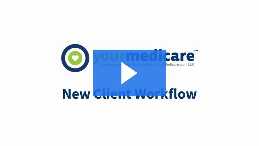 New Client Workflow