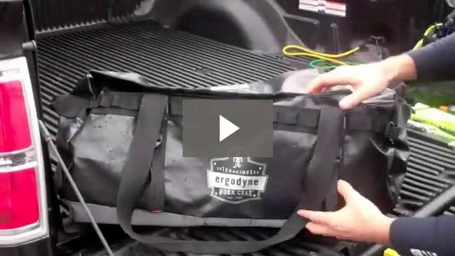 Ergodyne Product Video - Arsenal<sup>®</sup> 5030 Water Resistant Duffel Bag