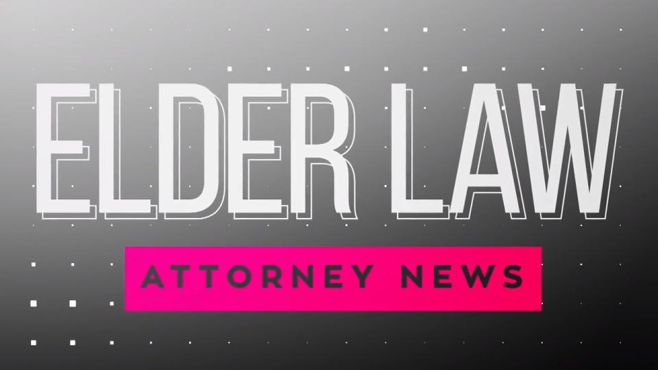 Elder Law Attorney News Featuring Audrey Ehrhardt, J.D., CBC
