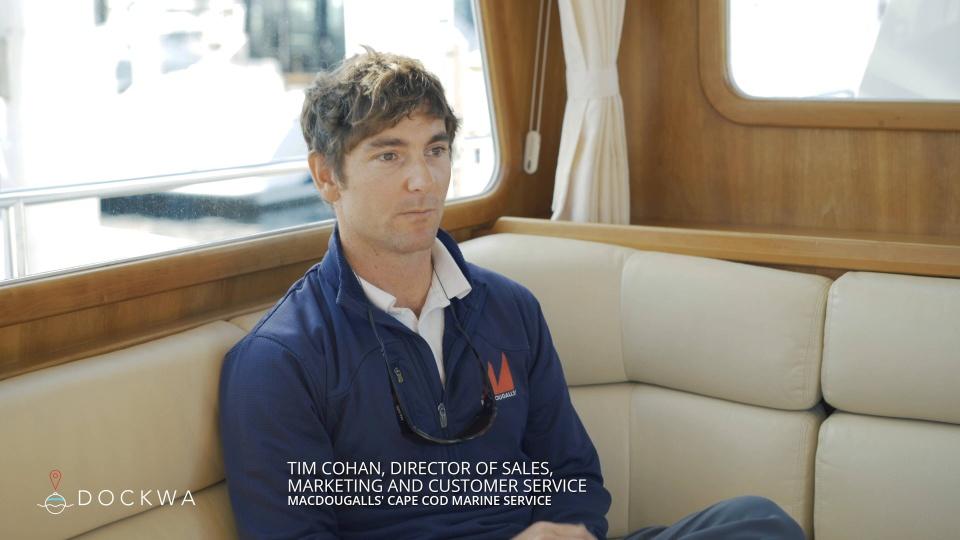 Dockwa - Tim Cohan talks seasonal, annual management tools