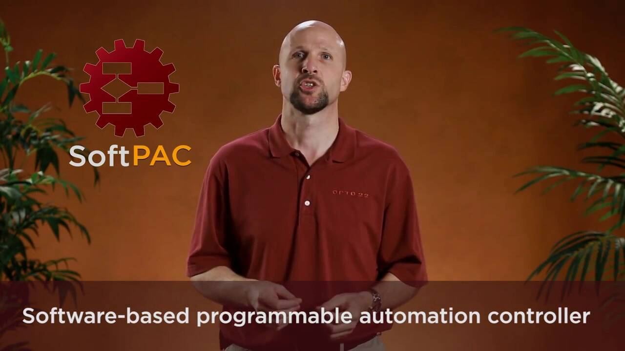 SoftPAC - Software PAC - OptoMinute