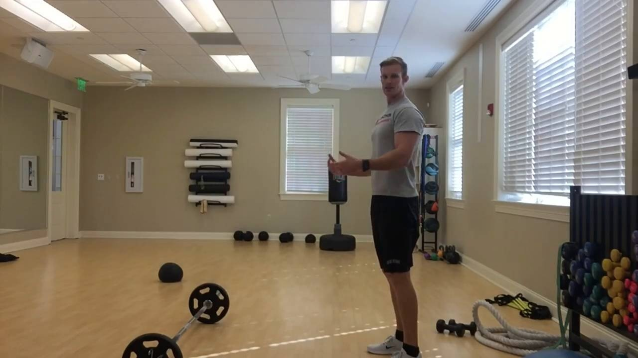 Hit longer drives with this workout