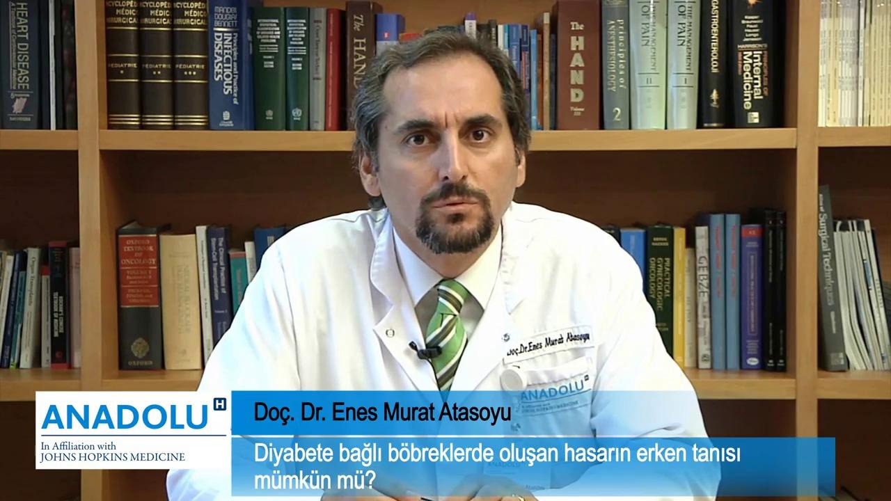 Böbreklerde diyabete dayalı oluşan hasarın erken tanısı mümkün mü?
