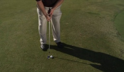 Learn to Putt It With Your Wedge