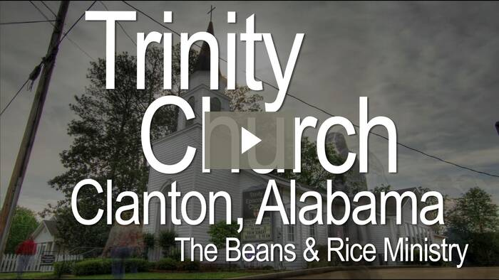 Transforming Churches - Trinity Church Clanton Alabama