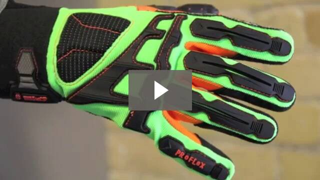 Ergodyne Product Video - ProFlex<sup>®</sup> 925F(x)CP Cut, Puncture & Dorsal Impact-Reducing Gloves
