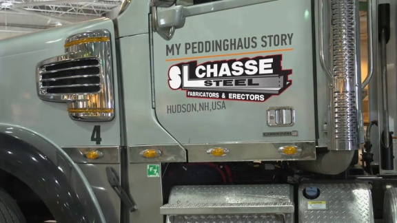 My Peddinghaus Story - SL Chasse Steel - Hudson, NH - USA