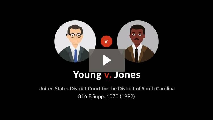 Young v. Jones