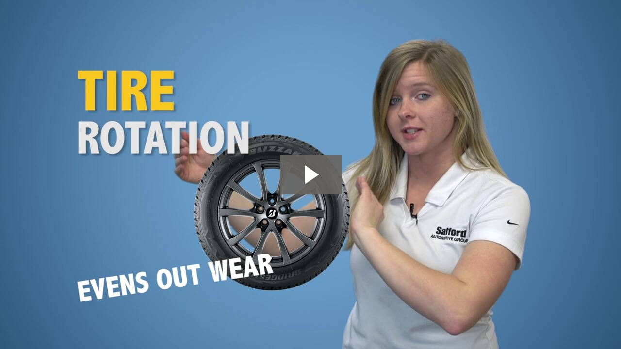 Tire Balance/Tire Rotation - Safford of Warrenton HOW-TOs