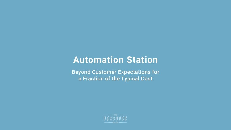 Automation Station