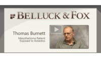 Mesothelioma Patient Thomas Burnett