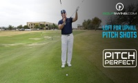 Pitch Perfect - Pitch Shot: Effective Loft Uphill