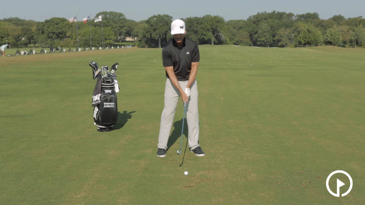 Don't Start Your Downswing with Just Your Hips