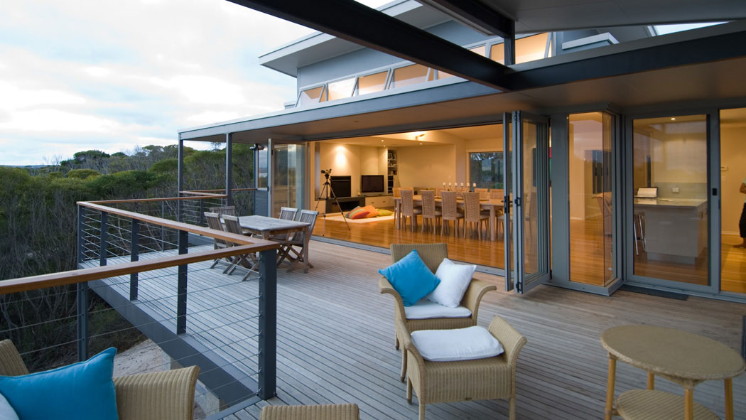 Thumbnail for the listing 'DE COUDIE BEACH HOUSE – Superbly located on Kangaroo Island'
