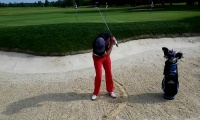 The Phil Rodgers Umbrella Bunker Drill