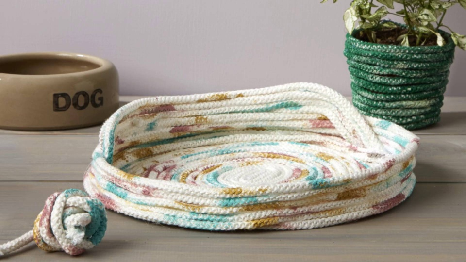 Habitat TV Video: How to create a rope basket