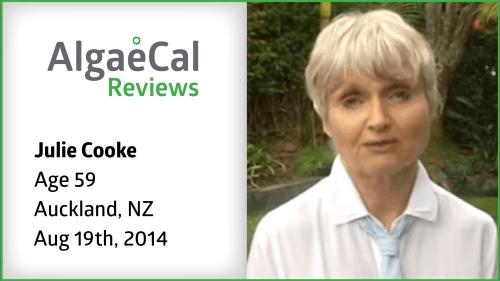 Testimonial thumbnail portrait of Julie Cooke