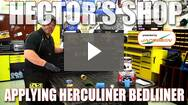 Hector's Shop: Applying HercuLiner Bedliner