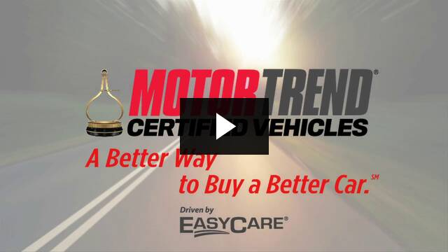 MOTOR TREND Certified Vehicles Commercial