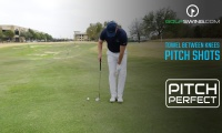 Pitch Perfect - Pitch Shot: The Towel Between Knees Drill
