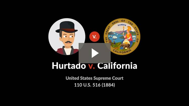 Hurtado v. California
