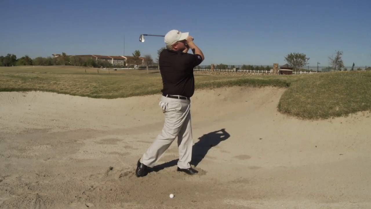 How to Control Your Distances Out of the Bunker