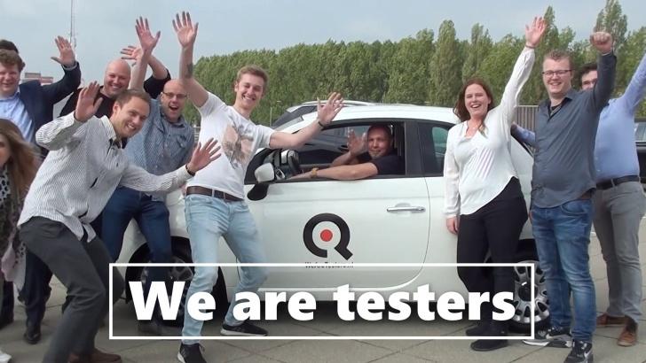 RisQIT at TestBash Netherlands 2020