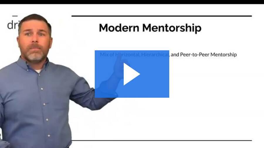 Modern Mentorship Webinar 2