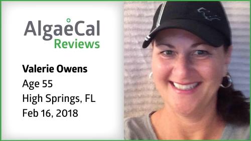 Testimonial thumbnail portrait of Valerie Owens