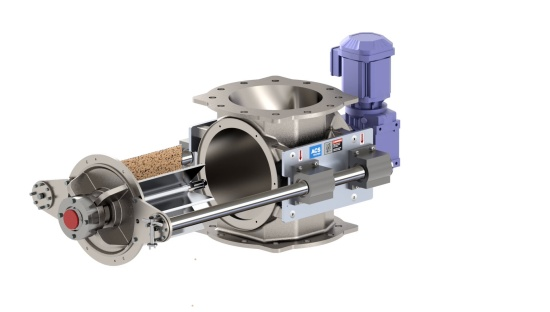 Steps to Clean Your Quick-Clean Rotary Valve