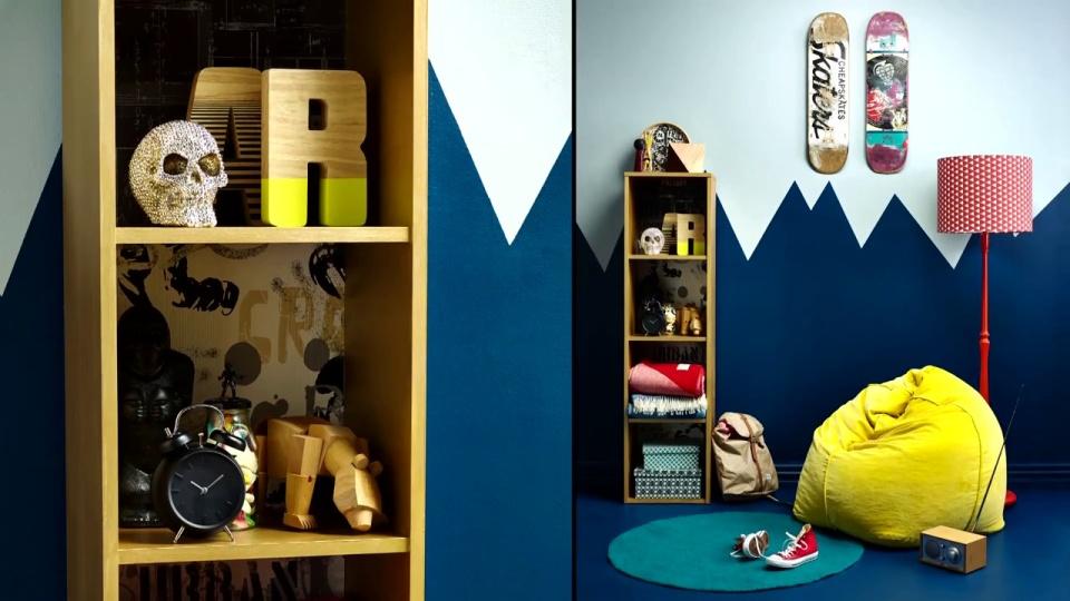 Habitat TV Video: A bedroom for teens
