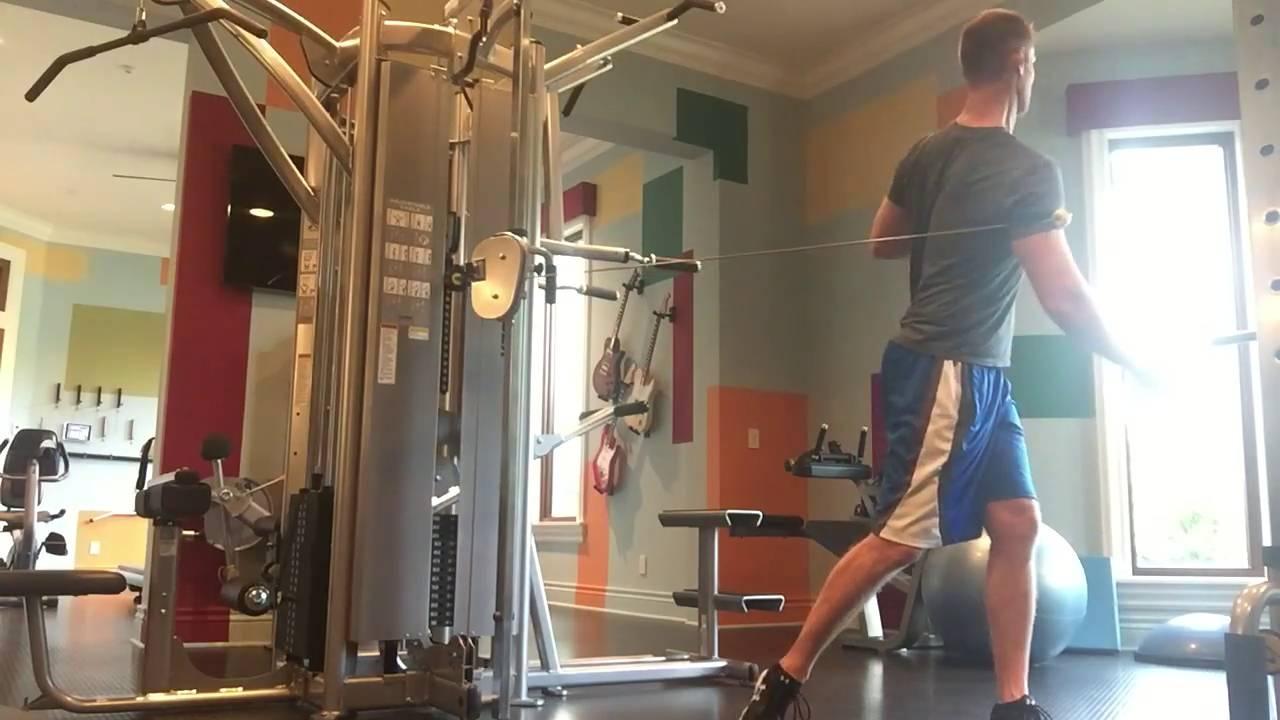 Workout Like Justin Thomas