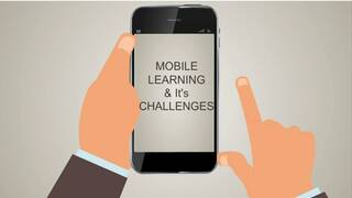 Mobile Learning and Its Challenges