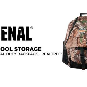 Ergodyne Product Video - Arsenal<sup>®</sup> 5143 General Duty Gear Backpack