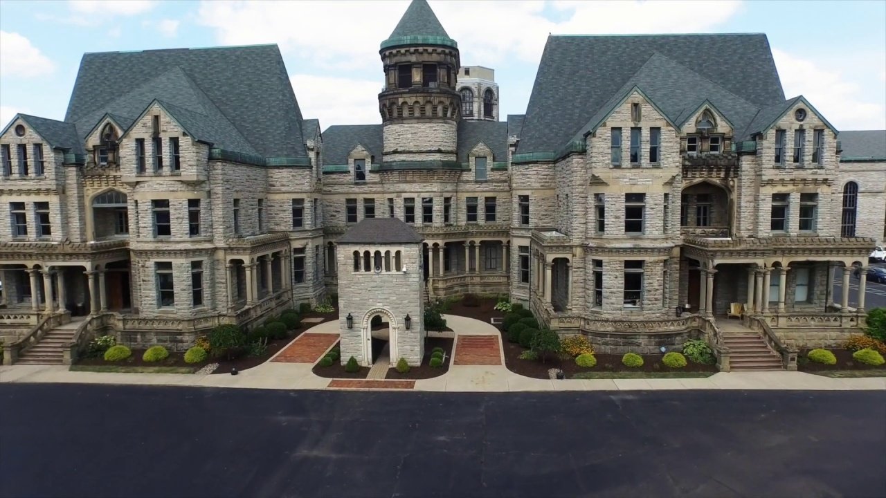 explore history & haunting at the ohio state reformatory