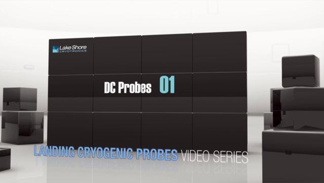 Landing a DC Probe (4:37)