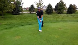 Reduce Lower Body Sway in Your Golf Swing